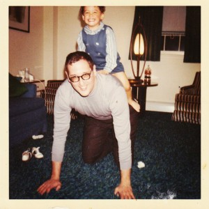 My and My Dad, December 1967