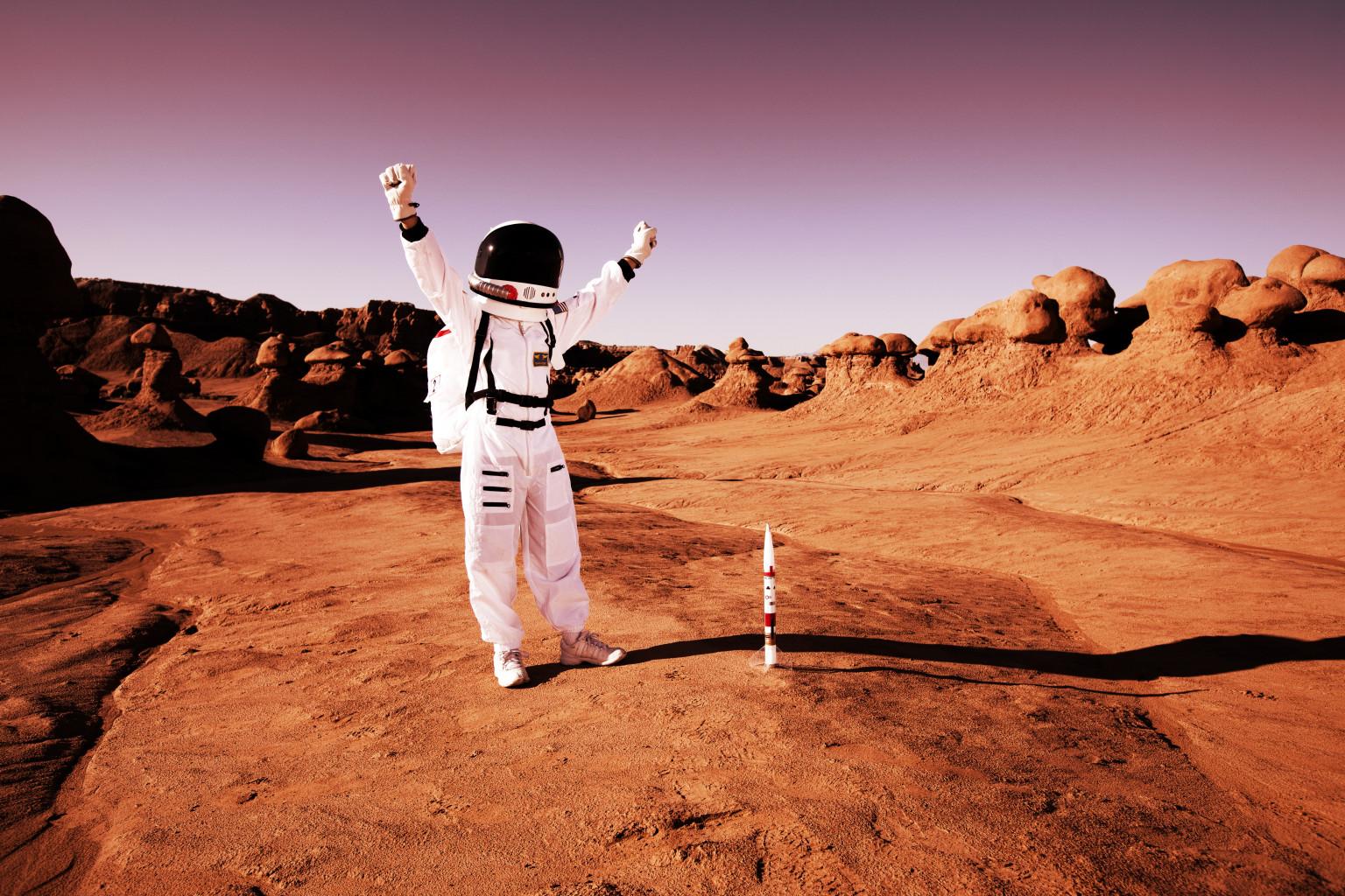 The Martian Parent